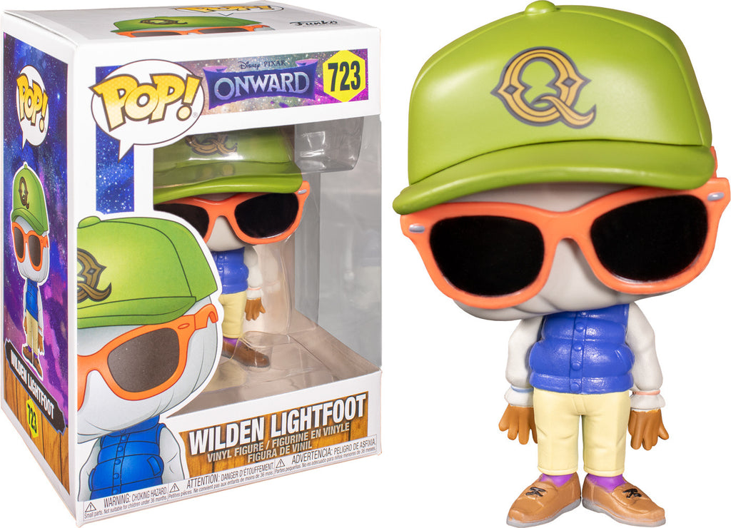 Funko Pop Disney Onward Wilden Lightfoot