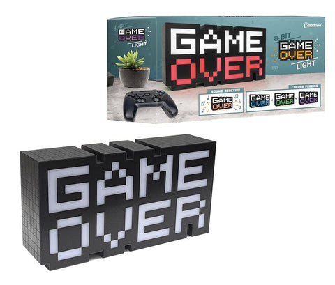 8-BIT Game Over Light