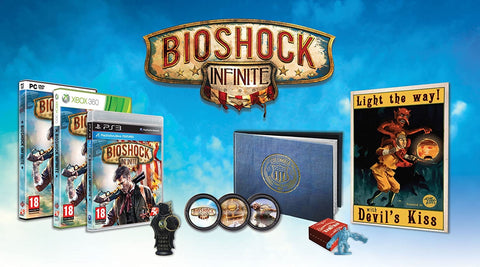 [PS3] Bioshock Infinite: Premium Edition R1