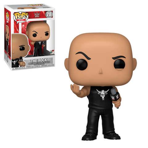 Funko Pop WWE The Rock