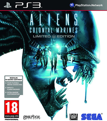 [PS3] Aliens Colonial Marines Limited Edition R2