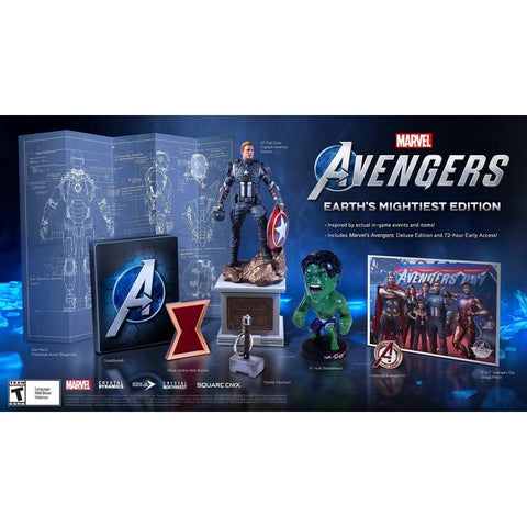 [PS4] Marvel Avengers Earth's Mightiest Edition R1