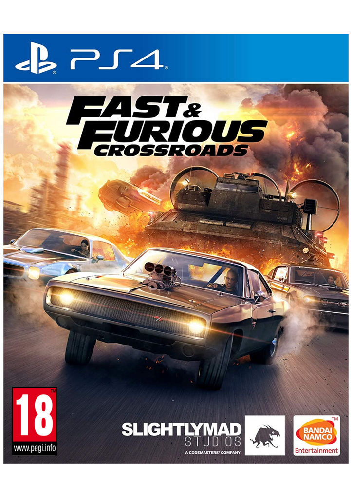 [PS4] Fast & Furious Crossroads R2