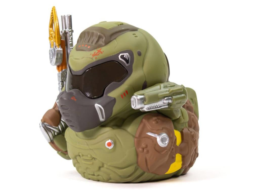 Doom Eternal Slayer Duck Figure