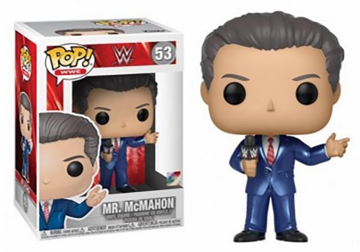 Funko Pop WWE MR. Mcmahon