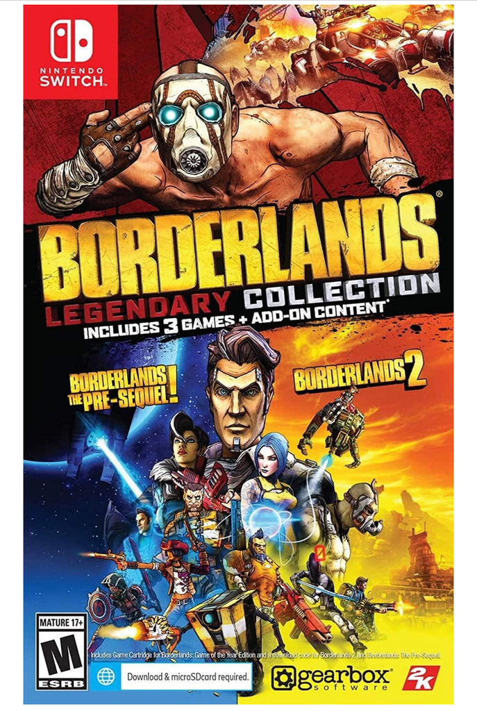 [NS] Borderlands Legendary Collection R1