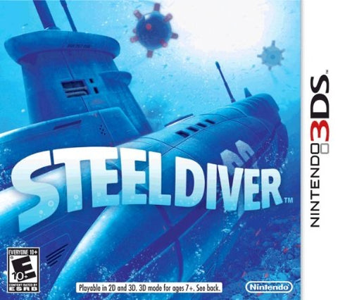 [3DS] Steeldiver R1