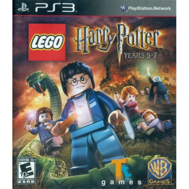[PS3] Lego Harry Potter R1