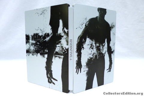 [Xbox 360] Resident Evil 6 Steelbook With Game (New) R1