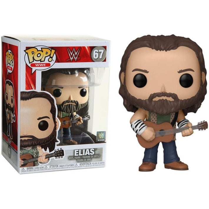 Funko Pop WWE Elias