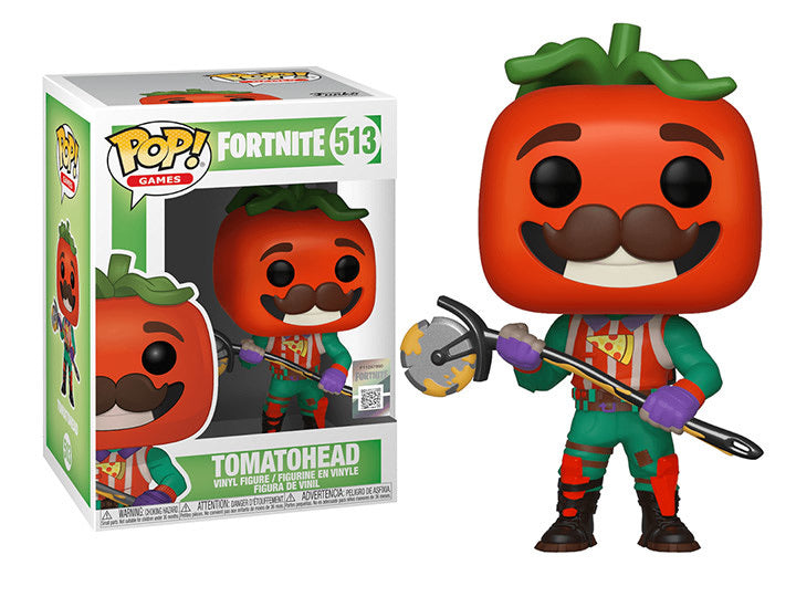 Funko Pop Fortnite Tomatohead