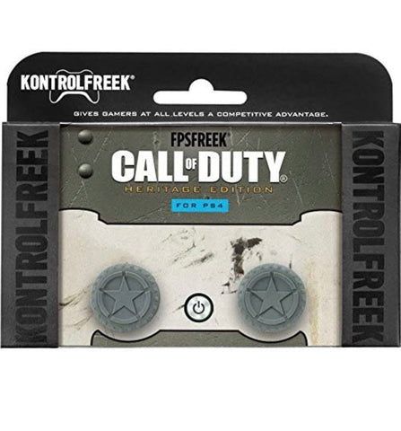 PS4 Kontrolfreek Call Of Duty Heritage Edition