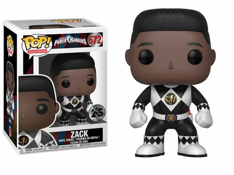 Funko Pop Power Rangers Zack