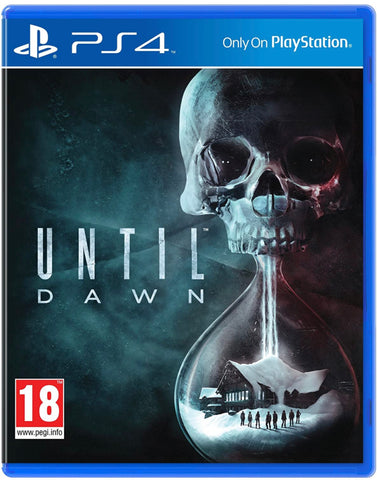 [PS4] Until Dawn R2