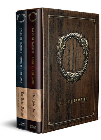 The Elder Scrolls Online - Volumes I & II: The Land & the Lore (Box Set): 1-2