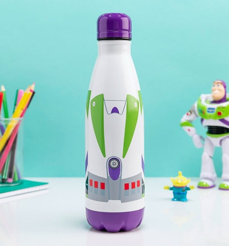 Toy Story Buzz Metal Water Bottle