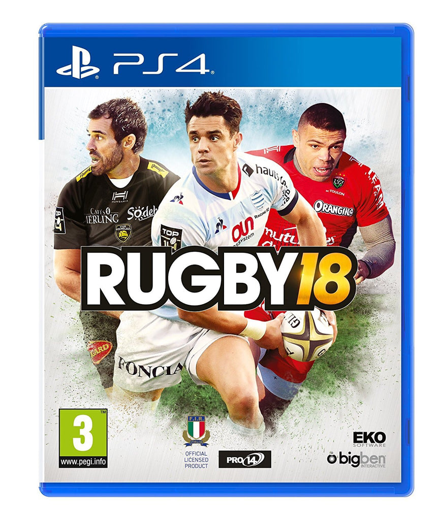 [PS4] Rugby 18 R2