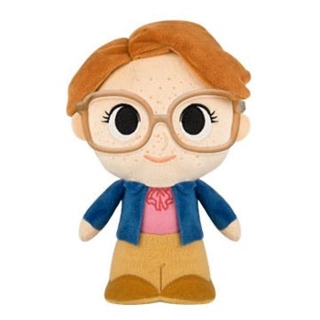 Stranger Things Barbara Plush Toy Officially From Funko