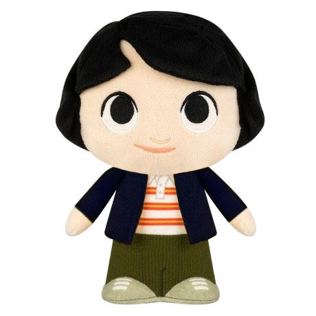 Stranger Things Mike Plush Toy Officially From Funko