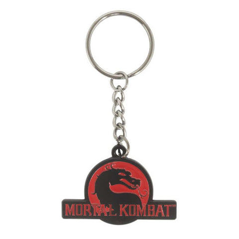 Official Mortal Kombat Keychain