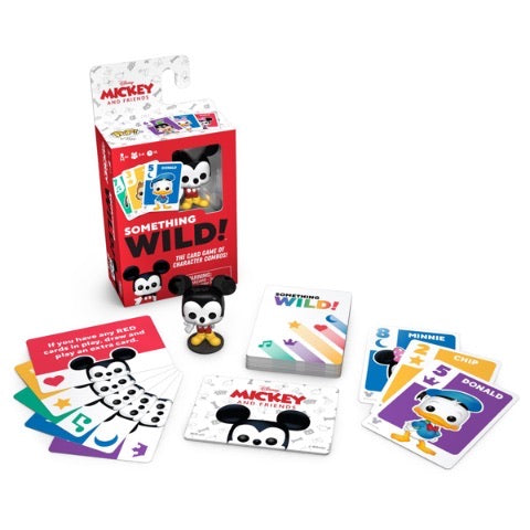 Disney Mickey Mouse Pop Card Games (Something Wild!)