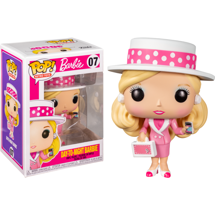 Funko Pop Barbie Day-To-Night Barbie