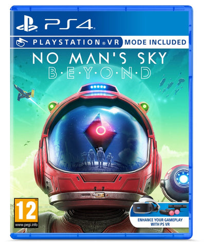 [PS4 VR] No Mans Sky Beyond R2