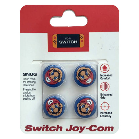 [NS] Kontrolfreek Analog Super Mario
