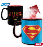 DC Comics Superman Heat Mug (460ml)