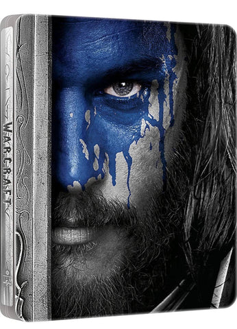 Warcraft Limited Edition Steelbook (Blu-ray)
