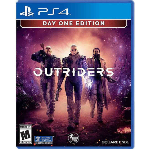 [PS4] Outriders Day One Edition R1