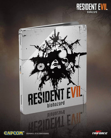Resident Evil Biohazard Limited Steelbook (No Game)