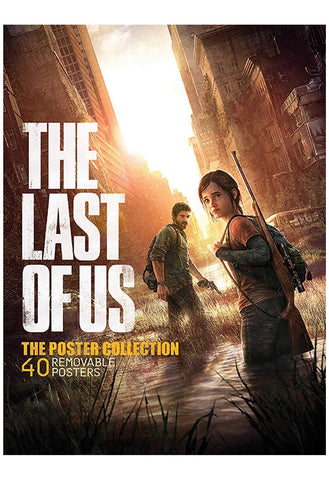 The Last of Us: The Poster Collection 40 Removable Posters