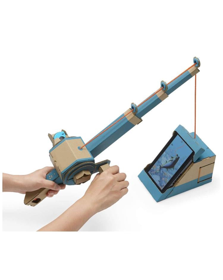 iMW Replacement Cardboard for LABO Fishing Rod - Nintendo Switch