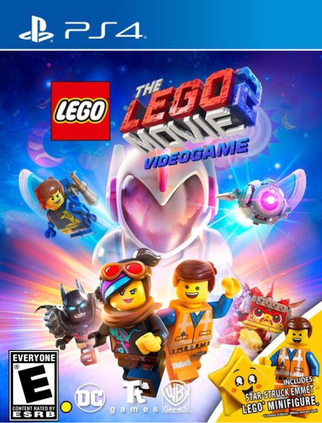 [PS4] Lego Movie 2 Videogame R1