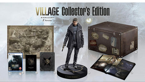 [PS5] Resident Evil Village Japan Collector's Edition R3