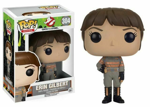 Funko Pop Ghostbusters Erin Gilbert