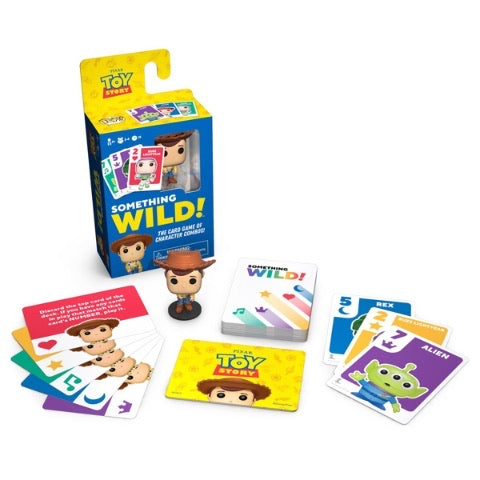 Disney Toy Story Pop Card Games (Something Wild!)
