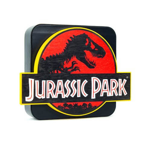 Official Jurassic Park 3D Desk Lamp