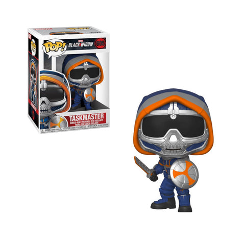 Funko Pop Marvel Black Widow Taskmaster