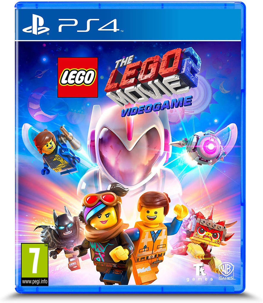 [PS4] THE LEGO MOVIE R2