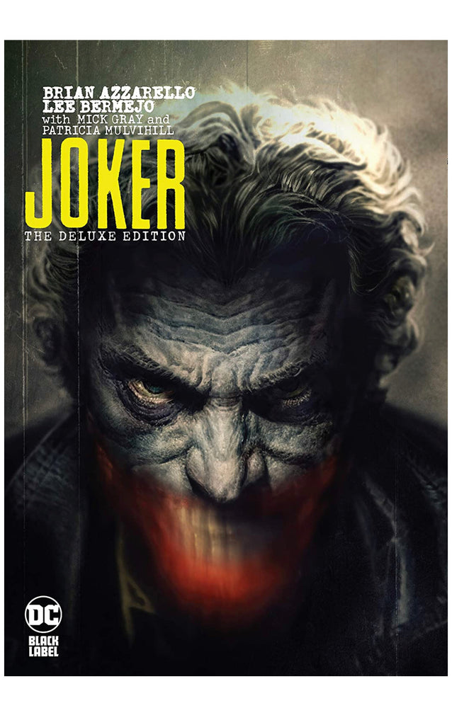 Joker The Deluxe Edition Comic
