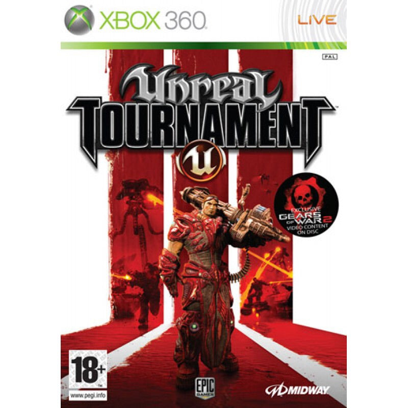 [Xbox360] Unreal Tournament R2