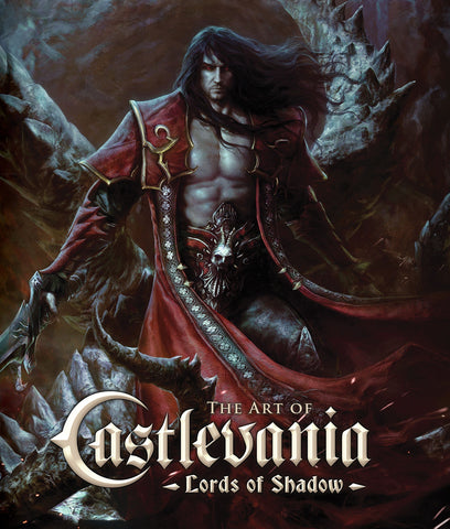 The Art of Castlevania Lords of Shadow (192 pages)