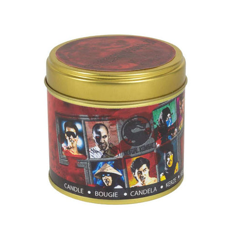 Mortal Kombat Candle