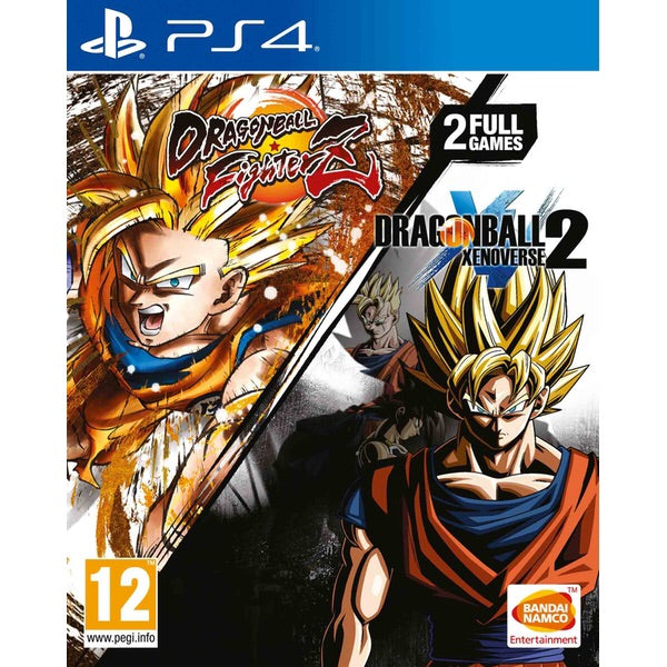 [PS4] Dragonball FighterZ And Dragonball Xenoverse 2 R2