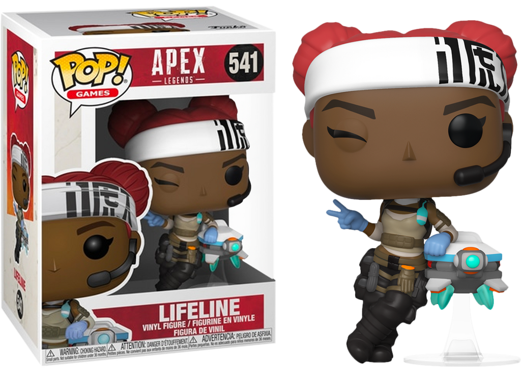 Funko Pop Apex Legends Lifeline (Special Edition)