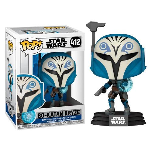 Funko Pop Star Wars Bo-Katan Kryze