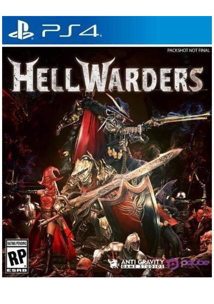 [PS4] Hell Warders R1