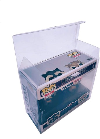 Funko Pop Protector Case (2 Pack)